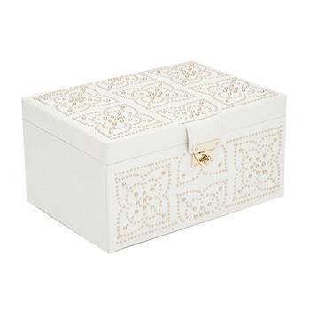Trang sức Wolf Medium Cream Marrakesh Jewelry Box 308153 chính hãng sale giá rẻ Hà nội TPHCM