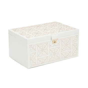 Trang sức Wolf Large Cream Marrakesh Jewelry Box 308253 chính hãng sale giá rẻ Hà nội TPHCM