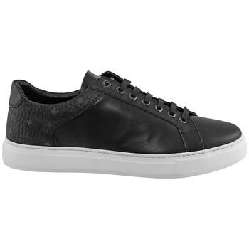 Giày Mcm Logo Combi Low-top Sneakers