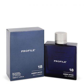 Nước hoa 18 Amber Wood Eau De Parfum EDP 100ml nam