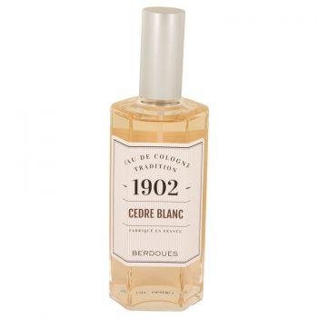 Nước hoa 1902 Cedre Blanc Eau De Cologne EDC không hộp 125ml nữ
