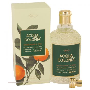 Nước hoa 4711 Acqua Colonia Blood Orange & Basil Eau De Cologne EDC Unisex 5