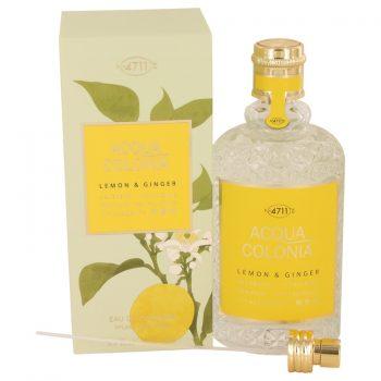 Nước hoa 4711 Acqua Colonia Lemon & Ginger Eau De Cologne EDC Unisex 5