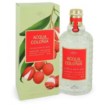 Nước hoa 4711 Acqua Colonia Lychee & White Mint Eau De Cologne EDC unisex 5