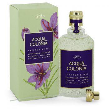 Nước hoa 4711 Acqua Colonia Saffron & Iris Eau De Cologne EDC 5