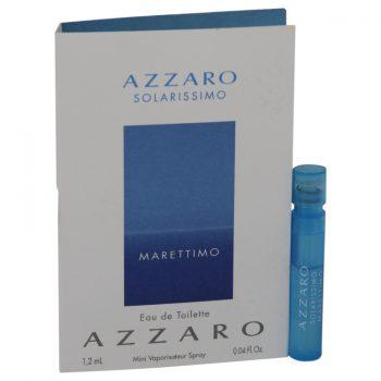 Nước hoa Azzaro Solarissimo Marettimo Vial mẫu thử 0