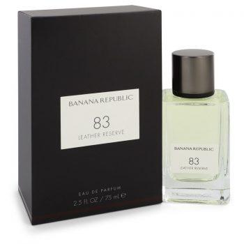 Nước hoa Banana Republic 83 Leather Reserve Eau De Parfum EDP Unisex 75ml Unisex