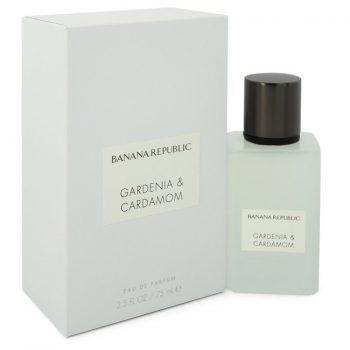 Nước hoa Banana Republic Gardenia & Cardamom Eau De Parfum EDP Unisex 75ml Unisex