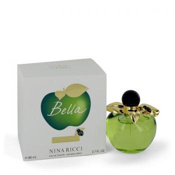 Nước hoa Bella Nina Ricci Eau De Toilette EDT 80ml nữ