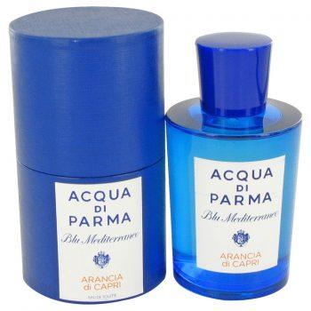 Nước hoa Blu Mediterraneo Arancia Di Capri Eau De Toilette EDT 150ml nữ