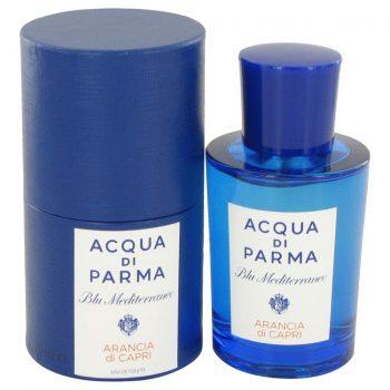 Nước hoa Blu Mediterraneo Arancia Di Capri Eau De Toilette EDT 75ml nữ