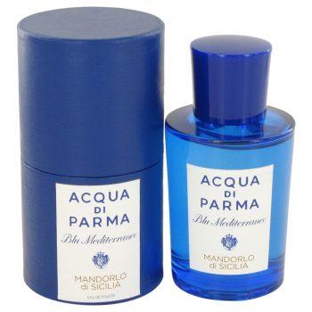 Nước hoa Blu Mediterraneo Mandorlo Di Sicilia Eau De Toilette EDT 75ml nữ