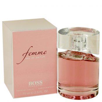 Nước hoa Boss Femme Eau De Parfum EDP 75ml nữ
