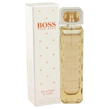 Nước hoa Boss Orange Eau De Toilette EDT 75ml nữ