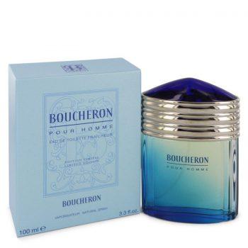 Nước hoa Boucheron Eau De Toilette EDT Fraicheur Limited Edition 100ml nam