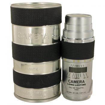 Nước hoa Camera Long Lasting Eau De Toilette EDT Metal Packaging 100ml nam