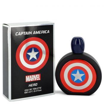 Nước hoa Captain America Hero Eau De Toilette EDT 100ml nam