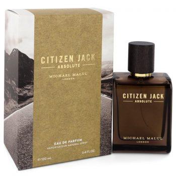 Nước hoa Citizen Jack Absolute Eau De Parfum EDP 100ml nam