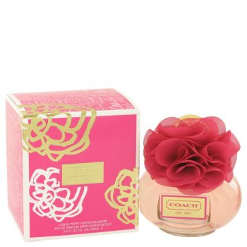 Nước hoa Coach Poppy Freesia Blossom Eau De Parfum EDP 100ml nữ