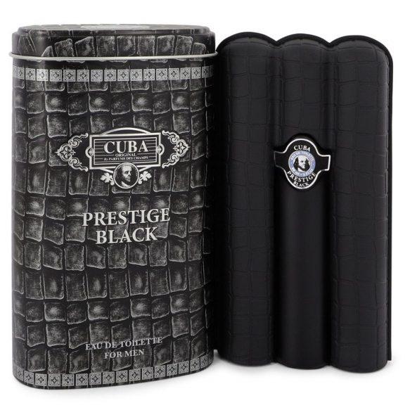 Nước hoa Cuba Prestige Black Eau De Toilette EDT 90ml nam