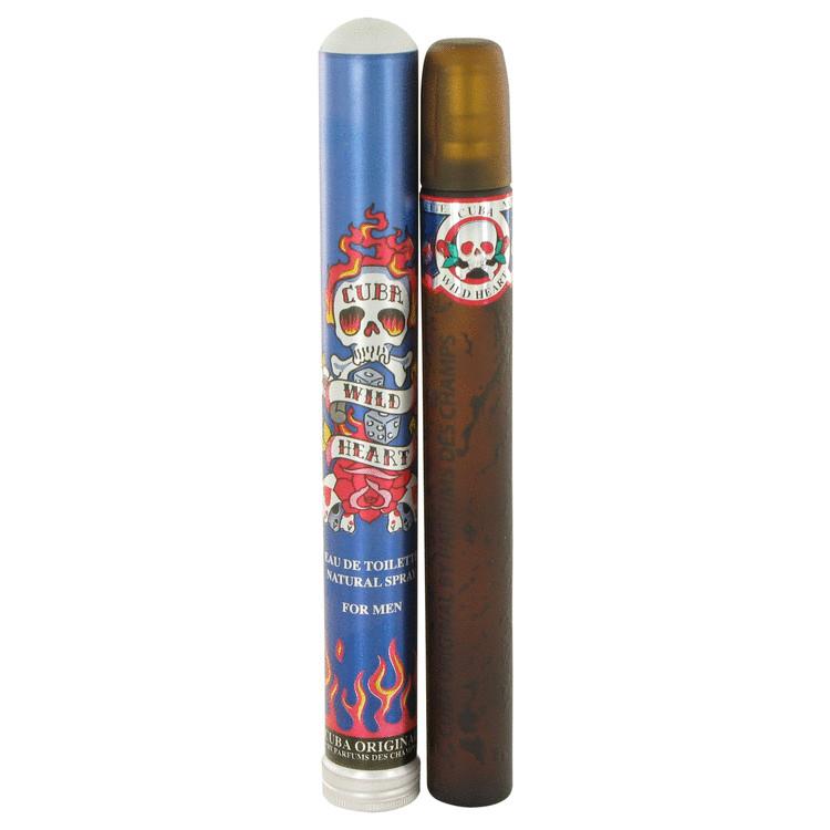 Nước hoa Cuba Wild Heart Eau De Toilette EDT 1,17 oz Sale Từ Mỹ Pháp UK Giá sỉ rẻ nhất ở tại Hà nội & TPHCM