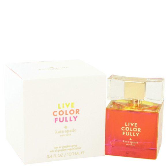 Nước hoa Live Colorfully Eau De Parfum EDP 100ml nữ