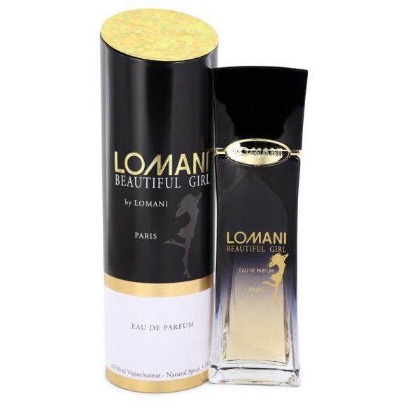Nước hoa Lomani Beautiful Girl Eau De Parfum EDP 100ml nữ