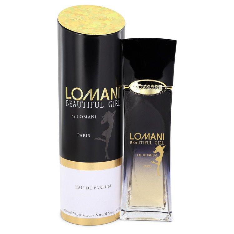 Nước hoa Lomani Beautiful Girl Eau De Parfum EDP 100ml Sale Từ Mỹ Pháp UK Giá sỉ rẻ nhất ở tại Hà nội & TPHCM
