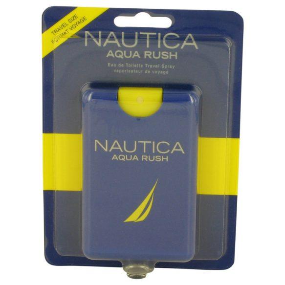 Nước hoa Nautica Aqua Rush Eau De Toilette EDT Travel 0