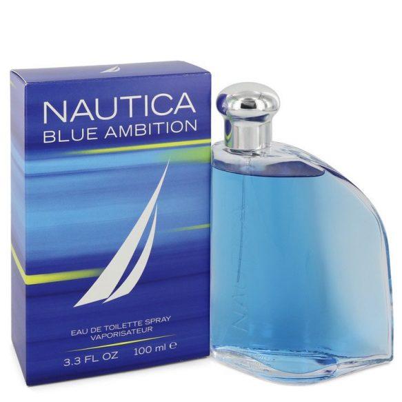 Nước hoa Nautica Blue Ambition Eau De Toilette EDT 100ml nam