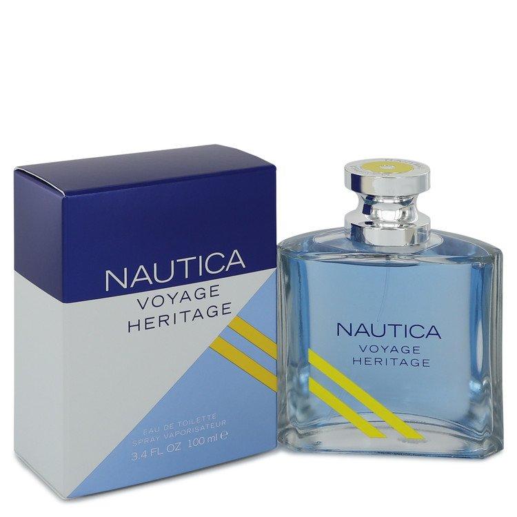 Nước hoa Nước hoa Nautica Voyage Heritage Nam chính hãng
