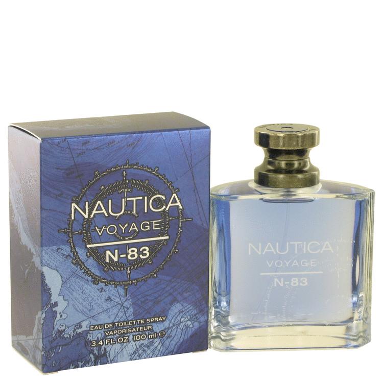 Nước hoa Nước hoa Nautica Voyage N-83 Nam chính hãng