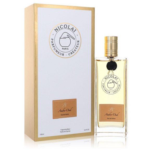Nước hoa Nicolai Amber Oud Eau De Parfum EDP 100ml nam