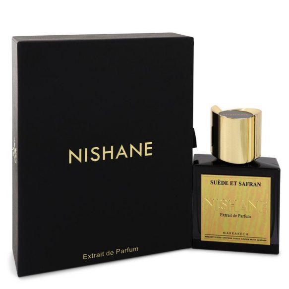 Nước hoa Nishane Suede Et Saffron Extract De Parfum 50ml nữ