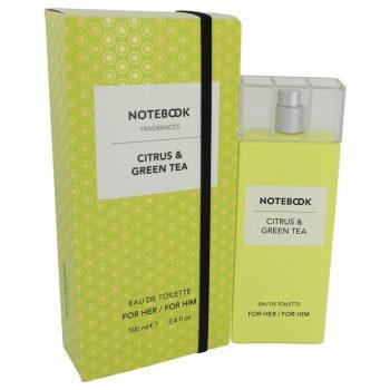 Nước hoa Notebook Citrus & Green Tea Eau De Toilette EDT Unisex 100ml Unisex