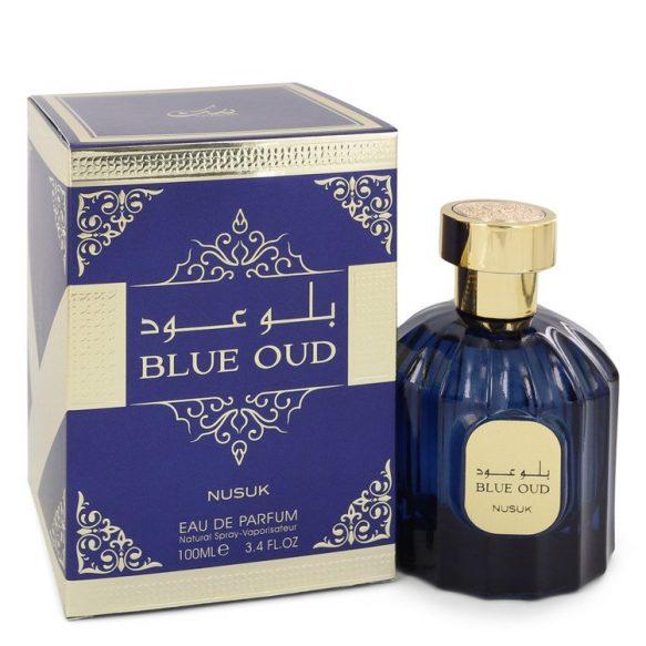 Nước hoa Nusuk Blue Oud Eau De Parfum EDP Unisex 100ml Unisex