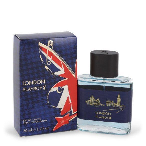 Nước hoa Playboy London Eau De Toilette EDT 50ml nam