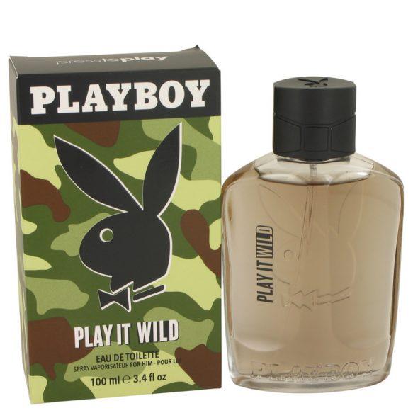 Nước hoa Playboy Play It Wild Eau De Toilette EDT 100ml nam