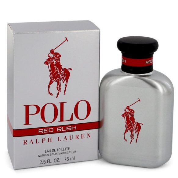 Nước hoa Polo Red Rush Eau De Toilette EDT 75ml nam