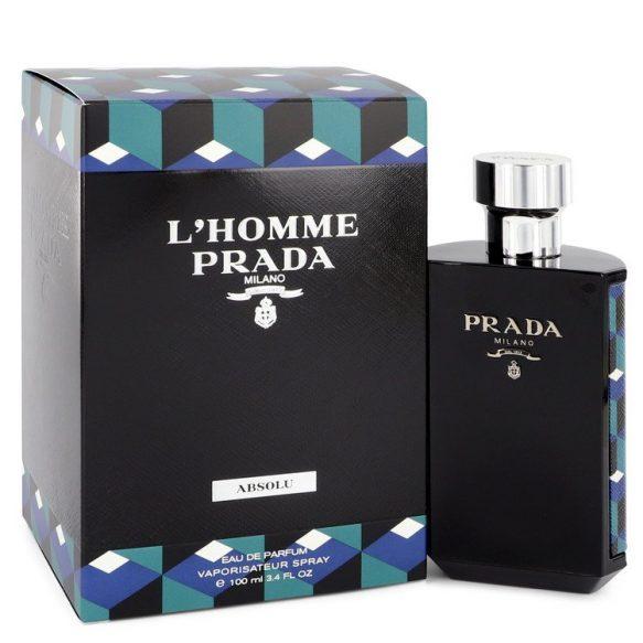Nước hoa Prada L'Homme Absolu Eau De Parfum EDP 100ml nam