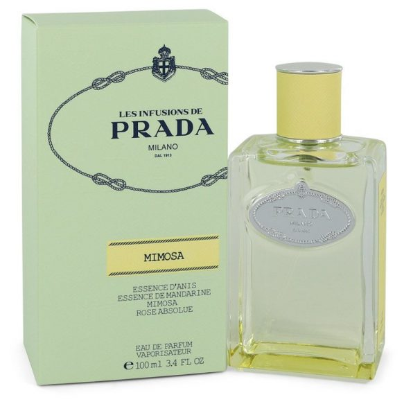 Nước hoa Prada Les Infusions De Mimosa Eau De Parfum EDP 100ml nữ