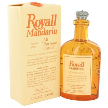 Nước hoa Royall Mandarin All Purpose Lotion Cologne 250ml 8 oz nam