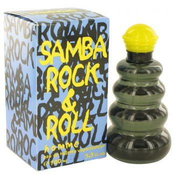 Nước hoa Samba Rock & Roll Eau De Toilette EDT 100ml nam