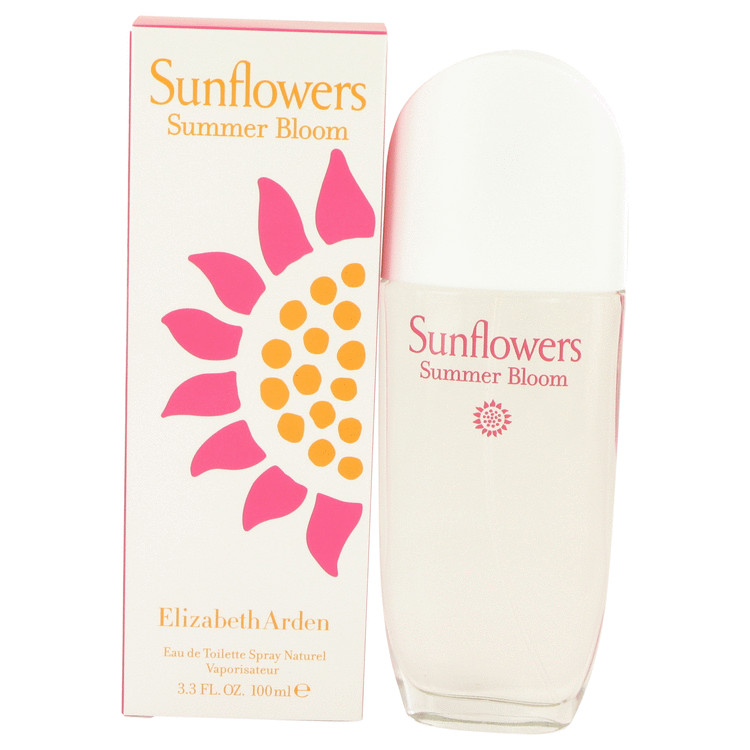 Nước hoa Sunflowers Summer Bloom Eau De Toilette EDT 100ml Sale Từ Mỹ Pháp UK Giá sỉ rẻ nhất ở tại Hà nội & TPHCM