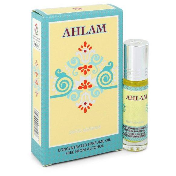 Nước hoa Swiss Arabian Ahlam Concentrated Perfume Oil Không cồn 0