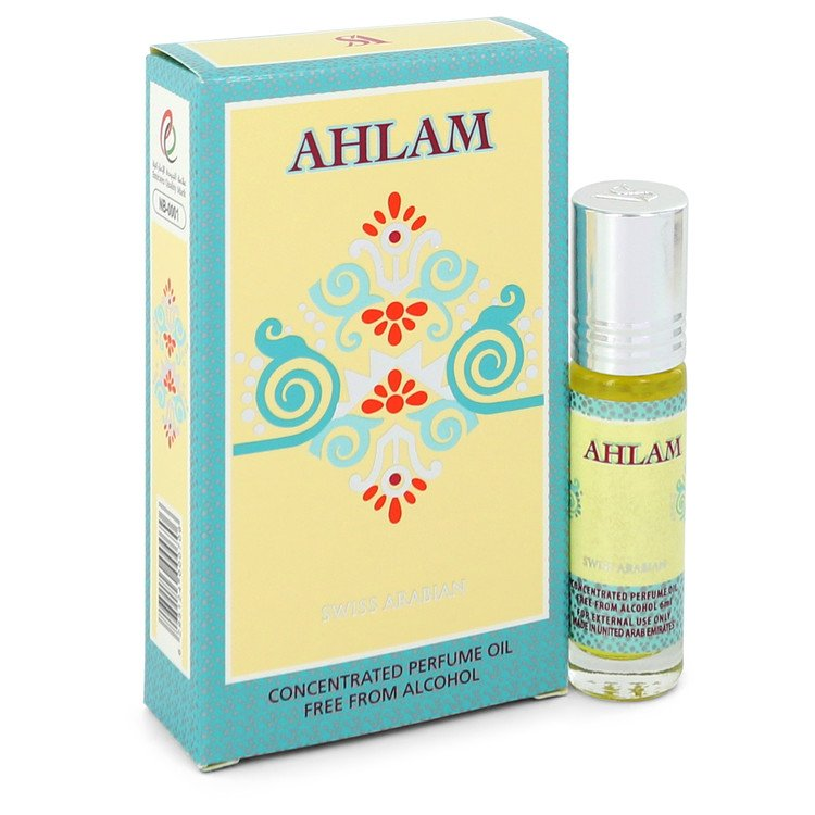 Nước hoa Nước hoa Swiss Arabian Ahlam Nữ chính hãng