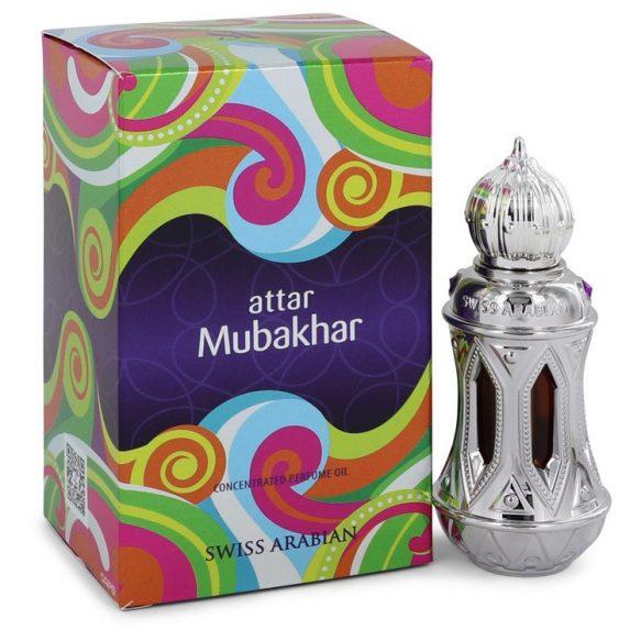 Nước hoa Swiss Arabian Attar Mubakhar Concentrated Perfume Oil 0
