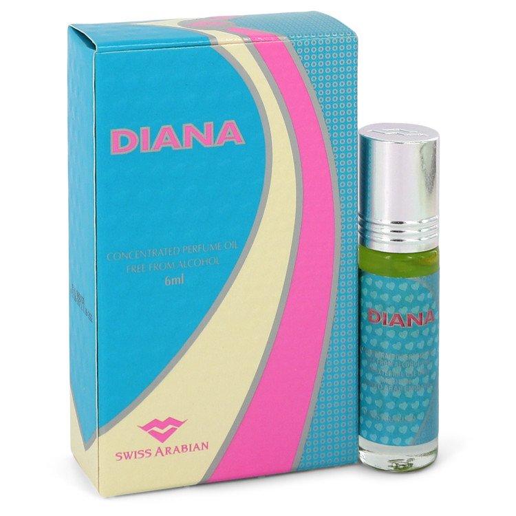 Nước hoa Swiss Arabian Diana Concentrated Perfume Oil Không cồn Unisex 0,20 oz Sale Từ Mỹ Pháp UK Giá sỉ rẻ nhất ở tại Hà nội & TPHCM