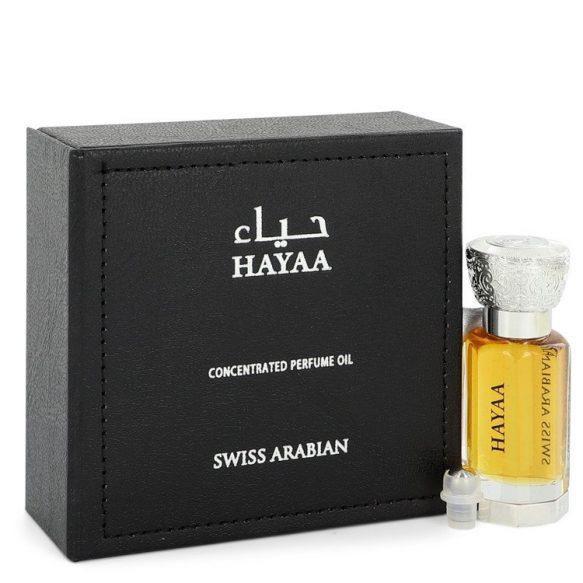 Nước hoa Swiss Arabian Hayaa Concentrated Perfume Oil Unisex 0