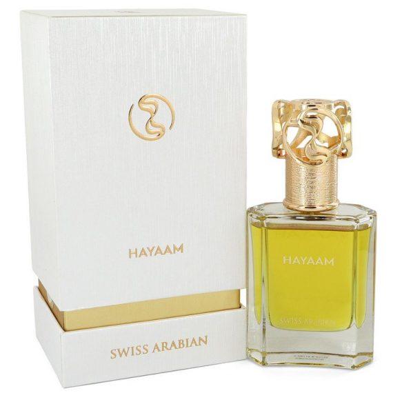 Nước hoa Swiss Arabian Hayaam Eau De Parfum EDP Unisex 50ml Unisex